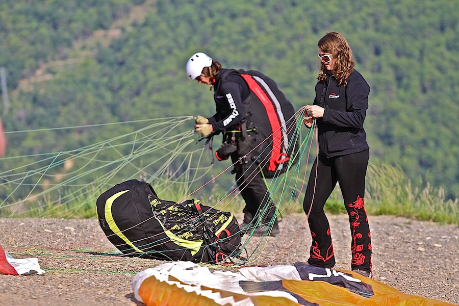 International Paragliding