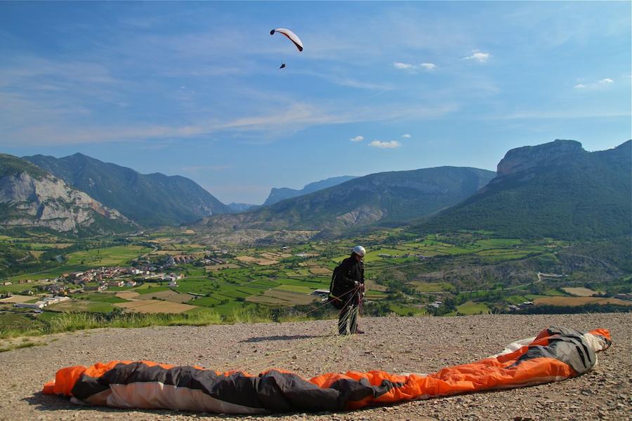 Aprender a Volar en Catalunya