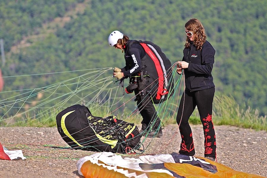 International Paragliding