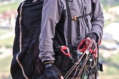 Happy Paragliding